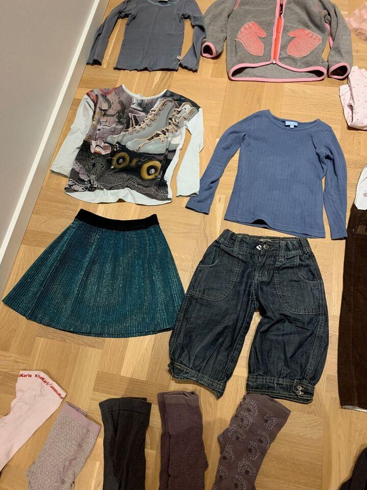 Blandet tøj, Blandet, Molo