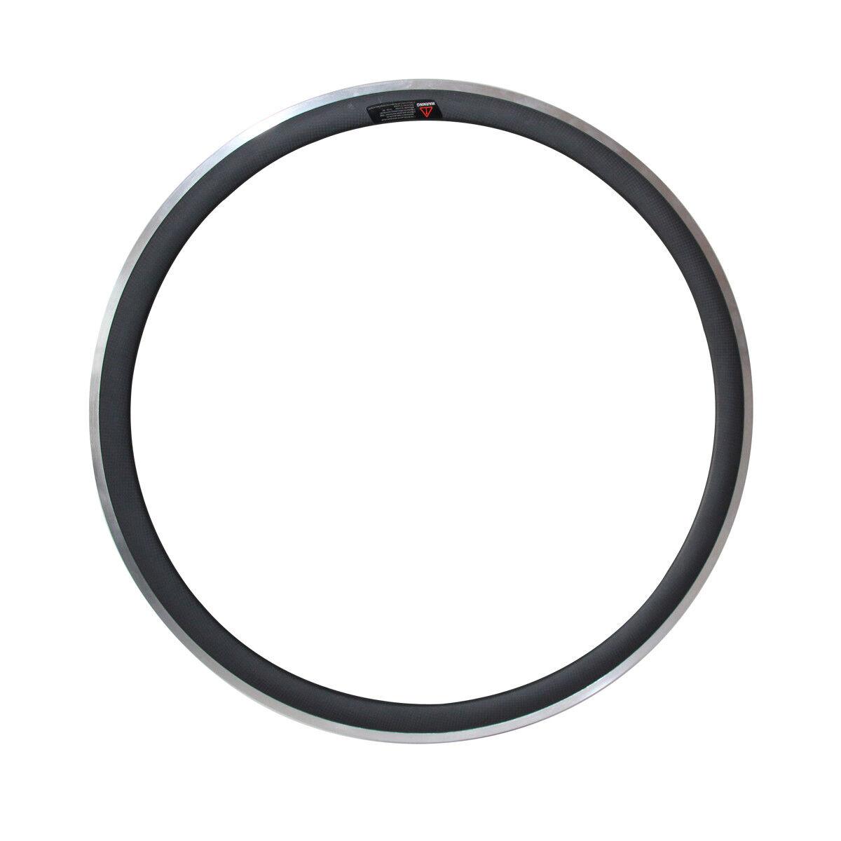 1 piezas de Cochebono ruedas con freno de aleación pista Remachador