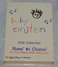Baby Einstein DVD Collection Disney 20 Discs Box Set Infant NTSC Moms #1 Choice
