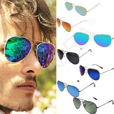 2016 Lovers Fashion Aviator Sunglasses Unisex Retro Pilot Polarized Sunglasses
