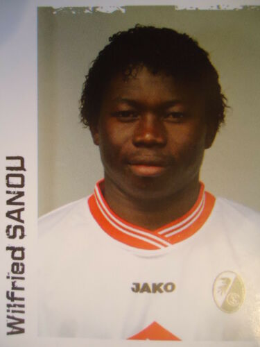Panini 164 BL Fussball 2004//05 Wilfried Sanou SC Freiburg