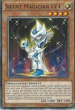 Yu-Gi-Oh tarjeta: Silent Magician LV4-pagos periódicos de DP-EN019 1ST Edición