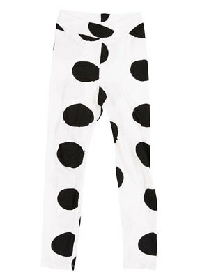 5 NWT Summer Joah Love Lois Black Capri Cotton Girls Leggings Size 3 4