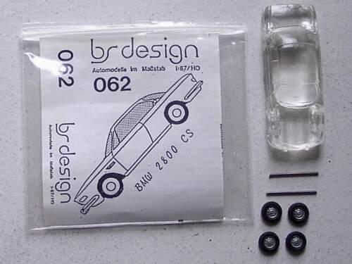 Bmw 2800 CS e9-de BS-Design 1:87