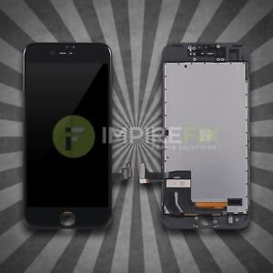 Display LCD For iPhone 7 With Retina Glass Screen 3d White