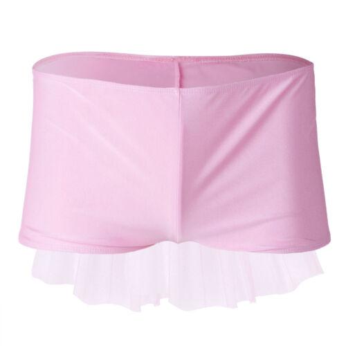 Men/'s Borat Mankini Jockstrap G-string Thong Plaid Mini Apron Bodysuit Underwear