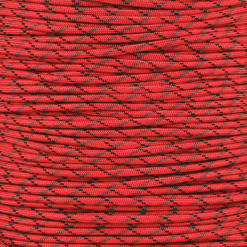 Multi 25  50 100 feet Camo 550 Paracord Mil Spec Type III 7 strand Solid