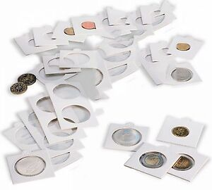 100-etuis-carton-blancs-pour-pieces-de-monnaie-diametre-au-choix-17-5-a-39-5-mm