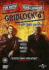 Gridlock'd DVD Movie Tupac Shakur Tim Roth