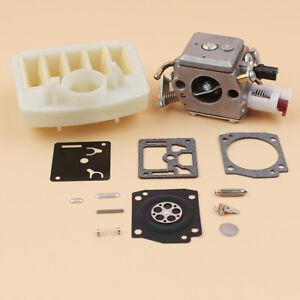 Carburetor Carb Rebuild Kit For Husqvarna 340 345 346XP 350