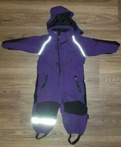 Skianzug H&m Schwarz Lila 86 Konstruktiv Schneeanzug Kleidung, Schuhe & Accessoires Jacken, Mäntel & Schneeanzüge