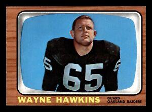 WAYNE-HAWKINS-1966-TOPPS-1966-NO-111-NRMINT-20480