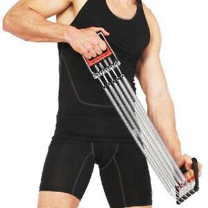 5-Spring-Chest-Expander-Exercise-Fitness-Strength-Training-Adjustable-Resistance