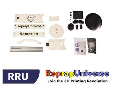 Raptor 3D Scanner - DIY Frame Kit - Reprap 3D Printing Drucker - Laser Color