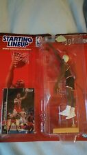 Kenner Starting Line Up 1998 Edition Dennis Rodman Bulls Figure and Card New