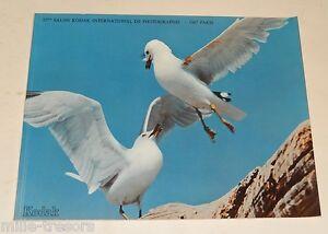 Guide-32eme-Salon-KODAK-International-de-la-Photographie-1967-PARIS-Ticket