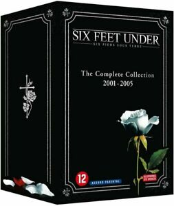 COFFRET-DVD-NEUF-SERIE-COMEDIE-SIX-FEET-UNDER-L-039-INTEGRALE-SAISONS-1-A-5