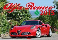 Alfa Romeo 2015 - Kalender Heel - Jörg Hajt (Autor)