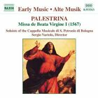 Palestrina: Missa de Beata Virgine 1 (1567) (CD, Jul-2000, Naxos (Distributor))