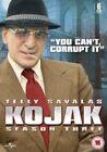 Kojak Season 3 DVD Region 2