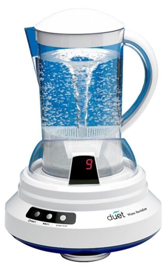 TriBeste Duet DU-420-A eau Revitaliseur Energizer NEUF