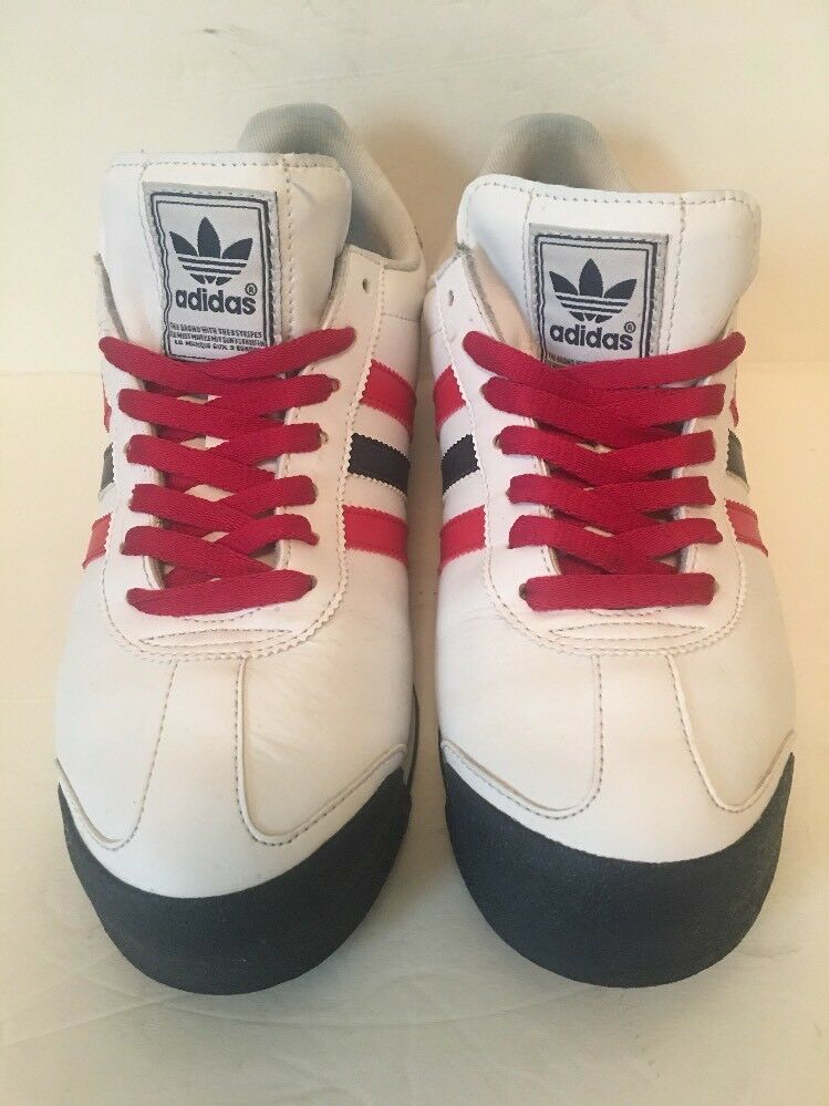 white adidas somoa sneakers mens us size 8.5 The most popular shoes for men and women