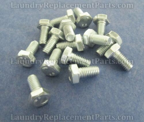 RESISTANT TO ACIDS FOR WASCOMAT MACHINES PART# 236642 100 PACK SCREW