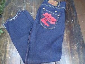 taglia jeans uomo uomo da 34x33 in da Tasche Berretto Ciano qWOw8CRC