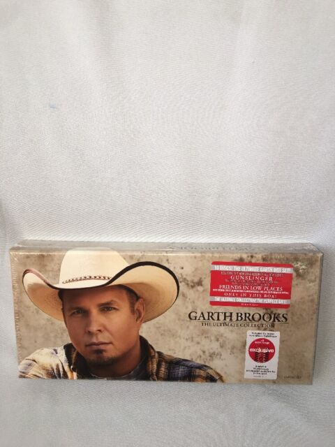 Garth Brooks -The Ultimate Collection (10 Discs Box Set, 2016)- Brand New Sealed