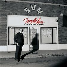 JERRY LEE LEWIS - ROCK & ROLL TIME  CD NEU