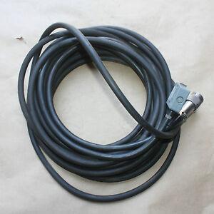 9mteach pendant cable jae 9702 srcr6a16 14s multipin for fanuc robot image is loading 9mteach pendant cable jae 9702 srcr6a16 14s multipin mozeypictures Gallery