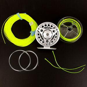 Maxcatch-Fly-Fishing-Reel-And-Line-Combo-3-4-5-6-7-8-WT-Large-Arbor-Aluminium