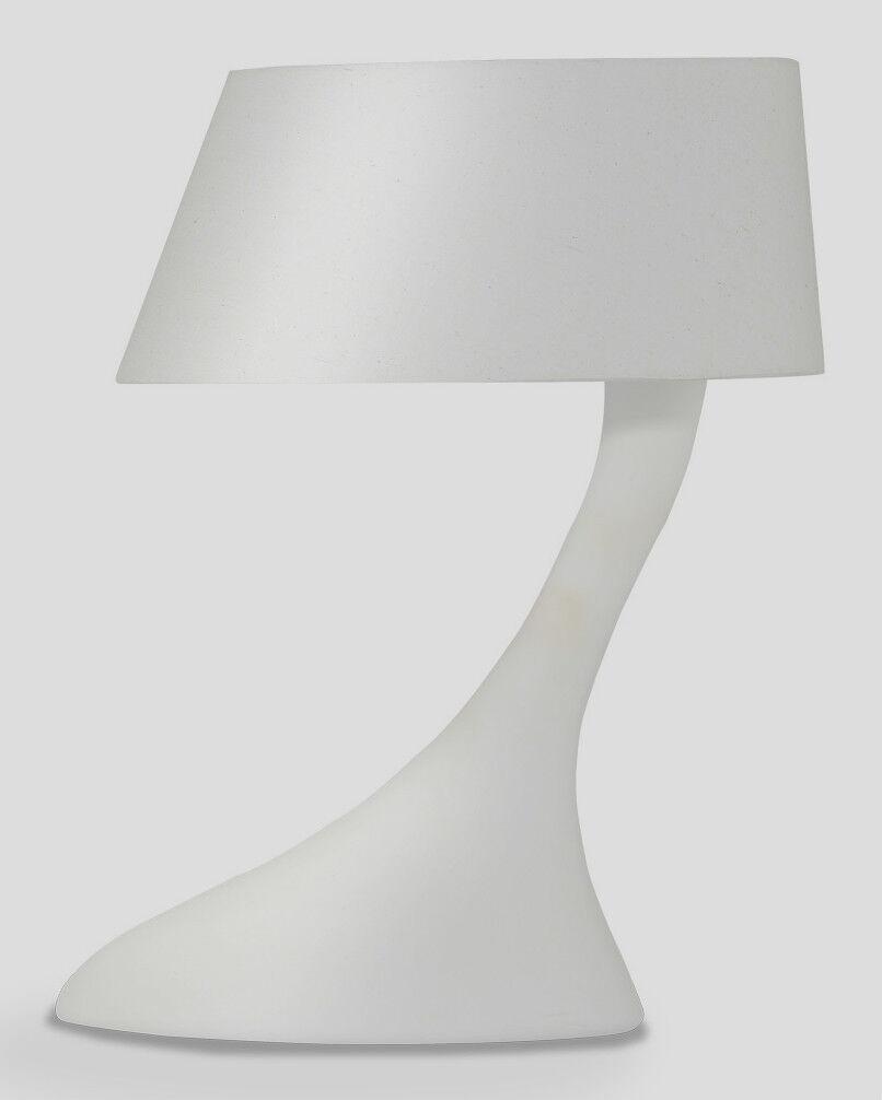 Tischleuchte Swan Lampe Designerlampe Leuchte