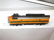 Stewart HO Great Northern GN EMD F3A Phase 4  Low Fans Early Scheme   Kato Drive