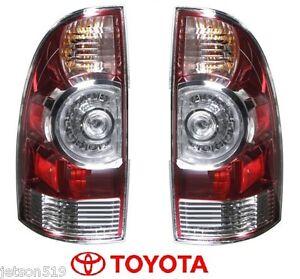 Image Is Loading Genuine 2009 2017 Toyota Tacoma Left Amp Right
