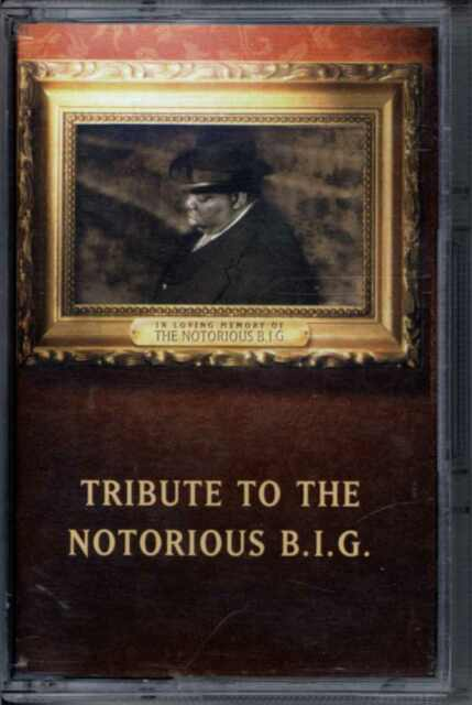 PUFF DADDY & FAITH EVANS - TRIBUTE TO THE NOTORIOUS BIG 1997 EUROPEAN CASSINGLE