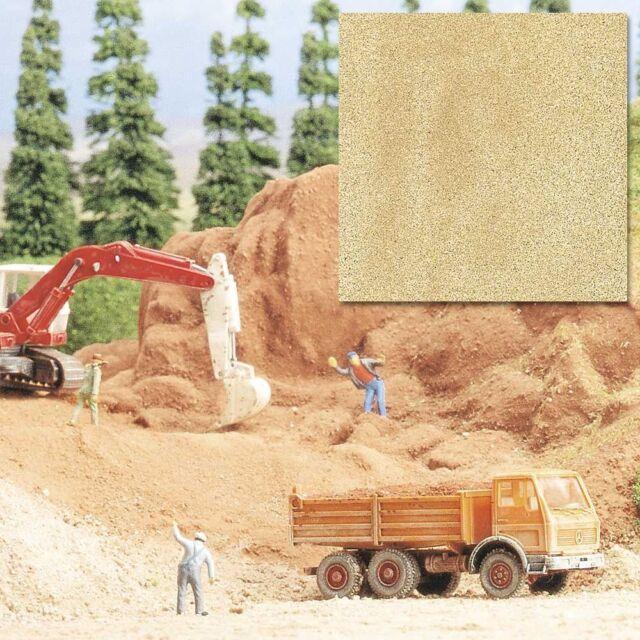 Quartz Sand Bag beige - OO/HO scenery Busch 7522 - free post