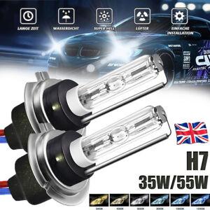 1-Pair-35W-55W-H7-HID-Xenon-Headlight-Replace-Bulb-Metal-Base-Lamp-4300K-12000K