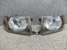 Mitsubishi Pajero Io H66W Head Lights Headlights Set 100-87312 WW083