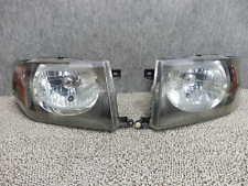Mitsubishi Pajero Io H66W Head Lights Headlights Set 100-87312 WW083