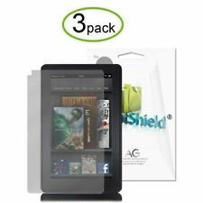 3X Anti-glare Matte Screen Protector Guard Shield Armor For Amazon Kindle Fire