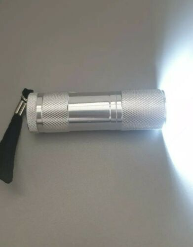 Mini Led Flashlights Waterproof AA battery small flash Torch Lights for camping