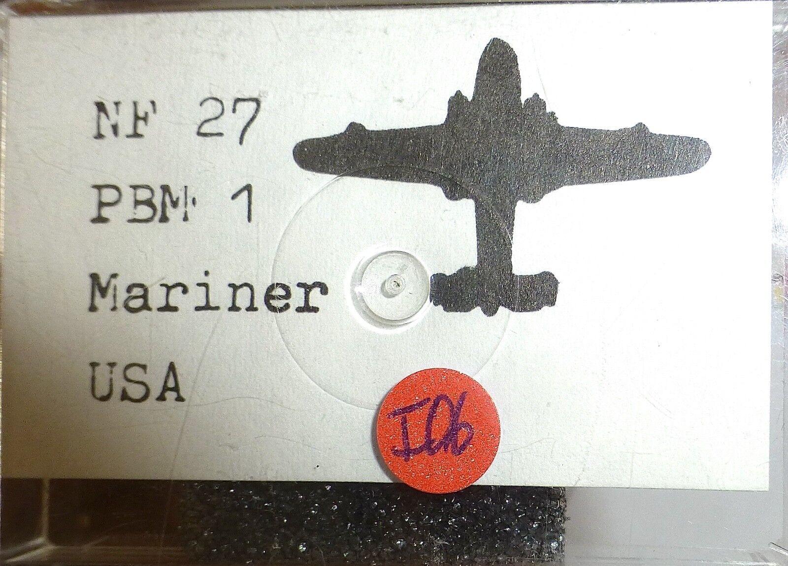 Nf Nf Nf 27 Pbm 1 Mariner USA a Modello Barca 1 1250 SHPI06 Å b49fdd