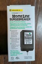 Square D Hom2175sb Homeline Ac Power Surge Protector Device Surgebreaker