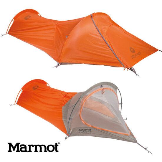 Marmot estrellaLIGHT Tenda 1P  1 persona, 3 Stagione Zaino in sptuttia tenda con nuova etichetta