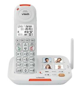 Vtech-Careline-Amplified-Cordless-90dB-Ringer-w-Answering-System-VT-SN5127
