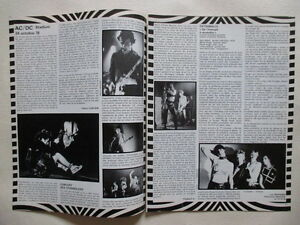 ACDC-Angus-Stranglers-Extraballe-Van-Halen-BB-King-clippings-France-French-1970s