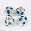5-20-50-X-Gems-Rhinestone-Crystal-Rondelle-Loose-Spacer-Beads-7mm-10mm-12mm-14mm thumbnail 31