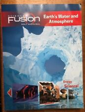 ScienceFusion: ScienceFusion : Student Edition Interactive Worktext Grades 6-8 Module F: Earth's Water and Atmosphere 2012 (2011, Paperback)