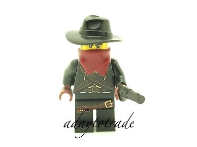 8827-5 COL085 R1205 LEGO Collectable Mini Figure Series 6 Bandit